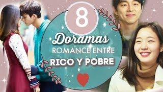 8 DORAMAS DE ROMANCE ENTRE RICOS Y POBRES ♥ Parte 1 | Melidrama