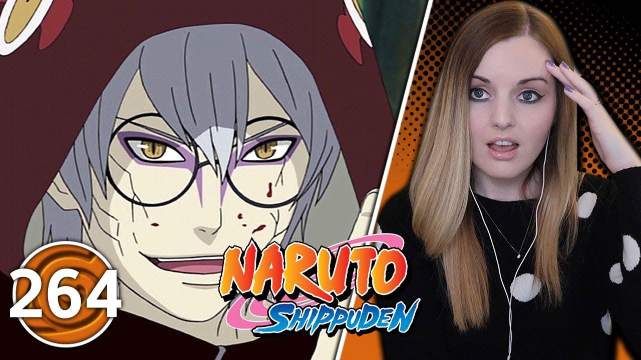 Secrets of the Reanimation Jutsu - Naruto Shippuden Episode 264 Reaction