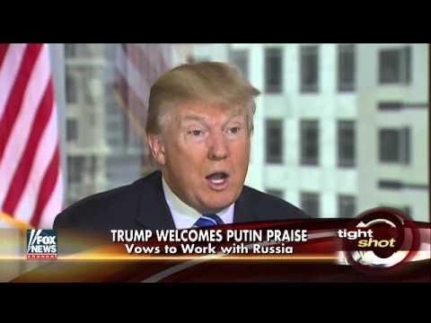 Trump loves Putin, hates media