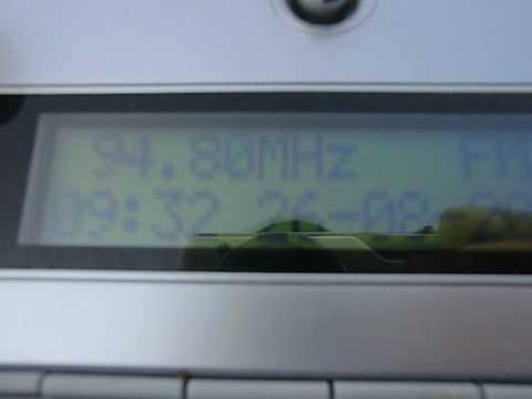 FM DX via Tropo 94.8Mhz AUT Radio Salzburg,Salzburg 1Gaisberg  492km