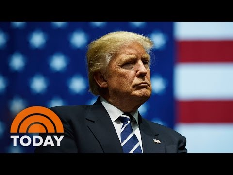 Donald Trump Dismisses Claims That Russia Interfered In 2016 Election | TODAY