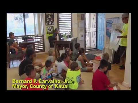 CYD Hero Rendle Mones, Kauai HS, Mayor Carvalho