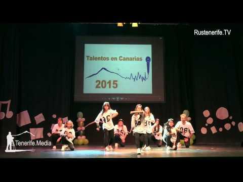 Talentos en Canarias 2015. AMAE Hip-Hop studio.