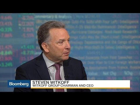 Witkoff Group CEO Says Russia a 'Red Herring' for Trump