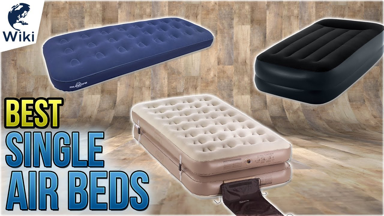 10 Best Single Air Beds 2018 You