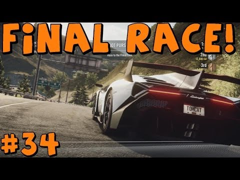 Need For Speed Rivals   Xbox One   Part 34   Lamborghini Veneno and Final Race!