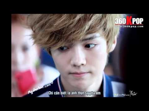 [Vietsub][FMV] Falling In Love With The Future You [Luhan Ver] {EXO Team}{360Kpop}
