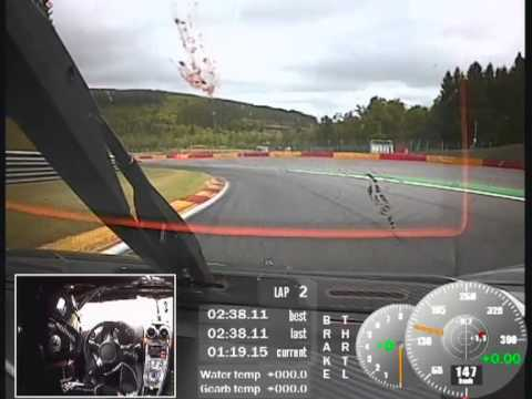 Koenigsegg One:1 Fast Lap at Spa Francorchamps