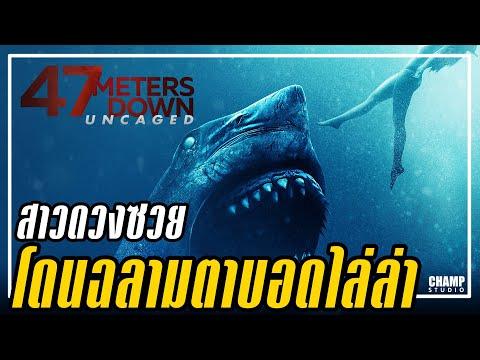 [สปอยหนัง] 47 ดิ่งลึกสุดนรก ภาค 2 (2019) | 47 Meters Down : Uncaged by Champ Studio