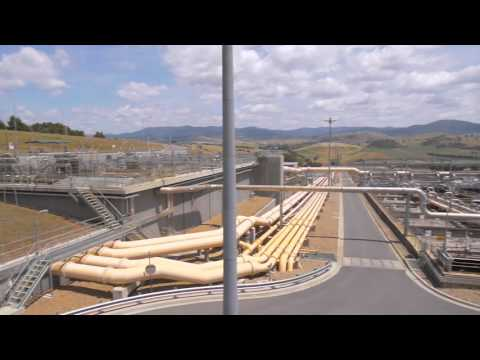 Lower Molonglo Water Quality Control Centre and the Environment