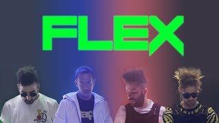 FLEX - Alien Cut, Paps vs Dj Matrix