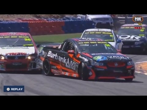 2015 V8 Ute Series - Hidden Valley - Race 2 - Part 1/2
