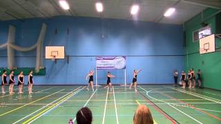 Beginner Ballet 2014 - Competition performance