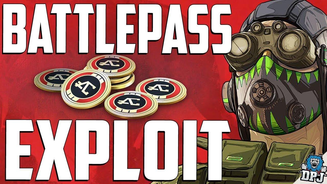 Apex Legends: Free Apex Coins Glitch & Battle Pass Details & Disapointment