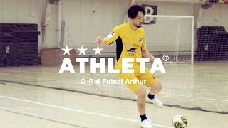 ATHLETA(アスレタ)|11008 O-Rei Futsal Arthur|Fリーガー 滝田学
