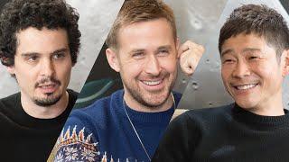 "Movie ""FIRST MAN"" Special talk -Yusaku Maezawa × Damien Chazelle × Ryan Gosling-"