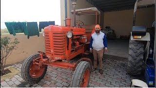 ट्रैक्टर देखकर बचपन याद आ जाता  है Antique Belarus tractor model 1970 review By Jagdeep Singh