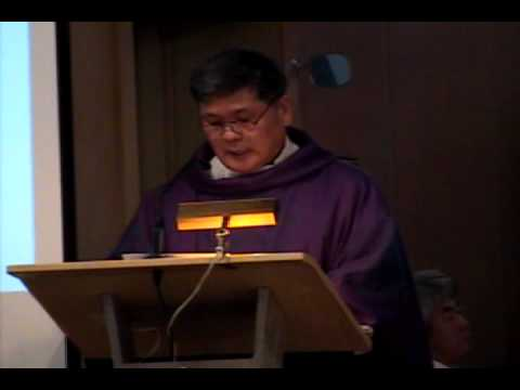 St Andrew Kim Taegon Dec 20th Homily part 2 of 2.wmv