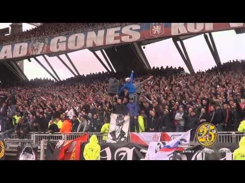 Mouvement Ultras en France