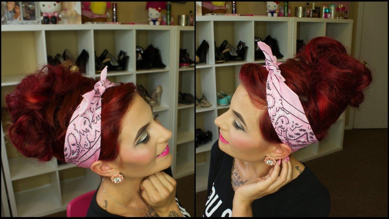 Hair tutorial messy bun for pixie cuts youtube pmusecretfo Images