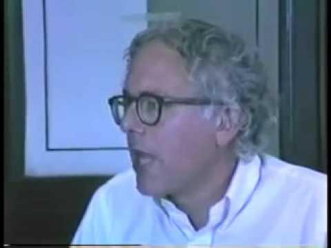 Burlington Mayor Bernie Sanders  Interview After His Trip to Besieged Nicaragua