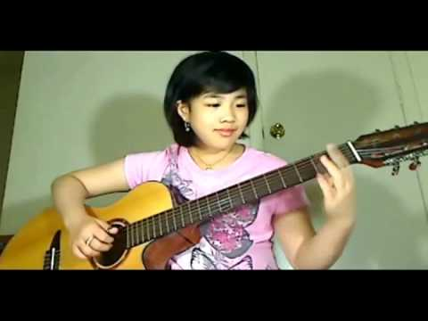 Trieu Doa Hoa Hong( Million Scarlet Roses) - Guitar - DanGuitar.Vn