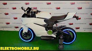 Інструкція по збірці дитячого електромотоцикла Moto A001AA