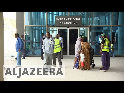 Somalis hurry back to the US amid travel ban worries