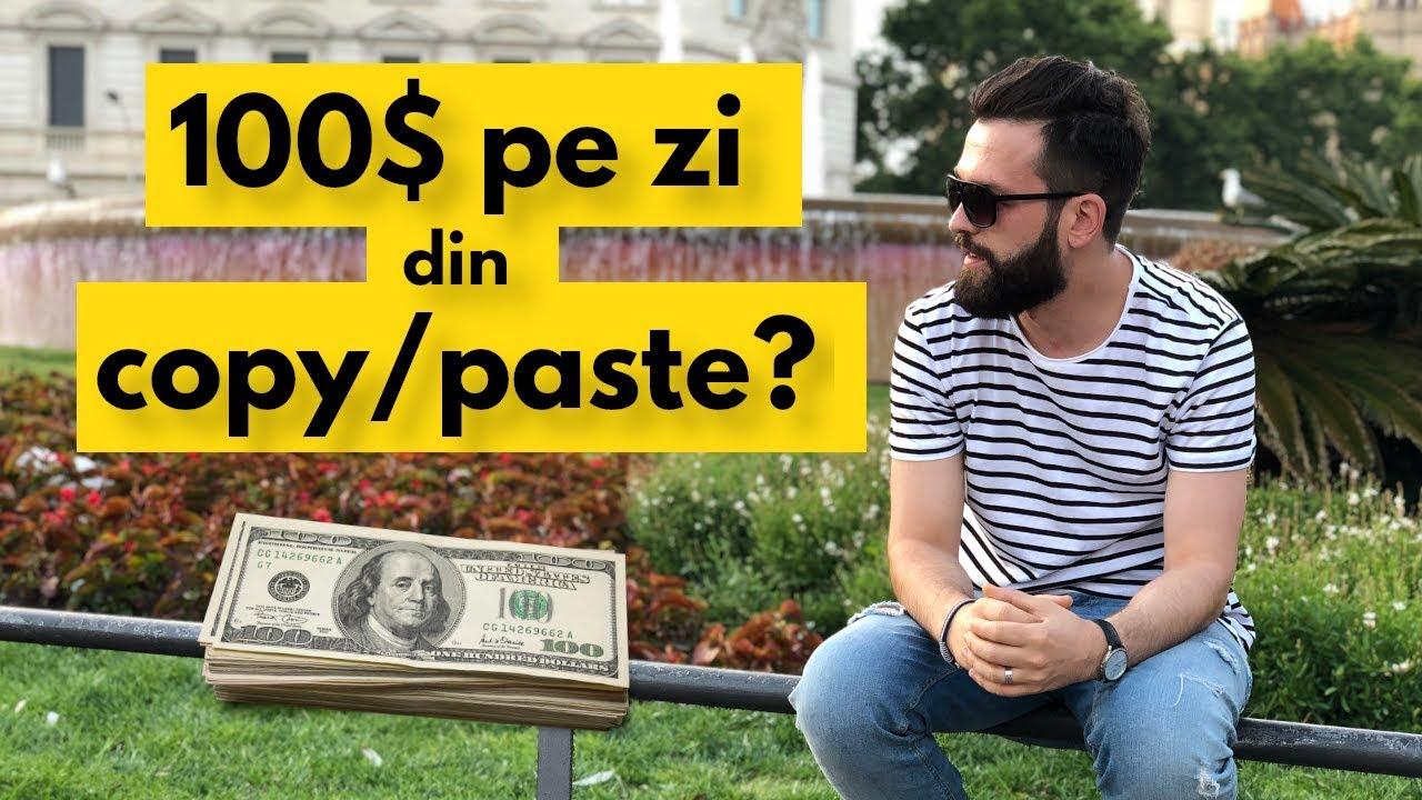 cum să faci bani pe zi