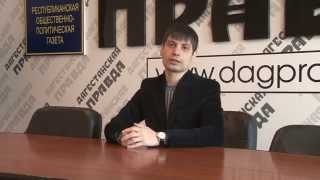 """Видео-обзор газеты """"Дагестанская правда"""" (2 апреля 2015 г.)"""