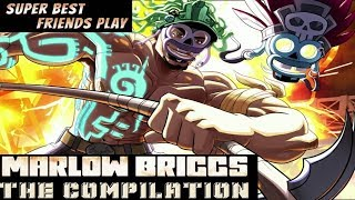 Two Best Friends Play: Marlow Briggs & The Mask Of Death COMPILATION