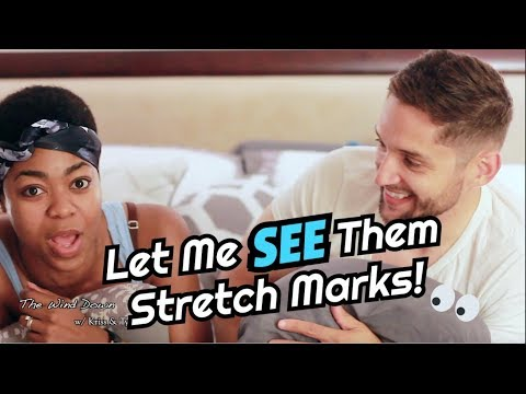 Let Me SEE Them Stretch Marks! – The Wind Down Ep. 33 Vlog