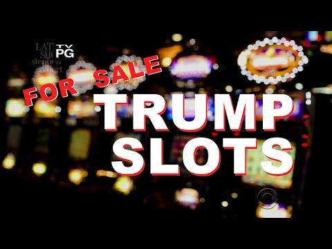 Slot machines transparent background