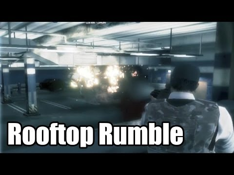 GTA Online: Rooftop Rumble (Patched)