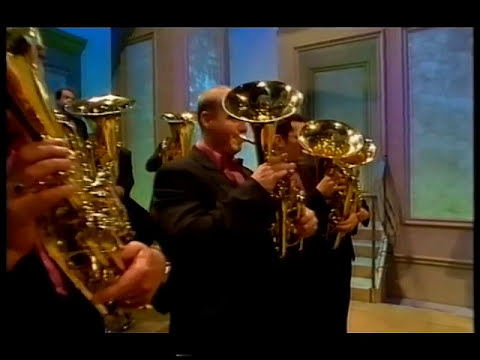 "Grimethorpe Colliery Band - William Tell Overture - ""high quality"""