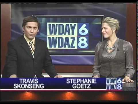 WDAY/WDAZ Weekend News Open