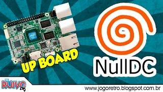 UP Board - Testando o NullDC 1.04 - Emulador de SEGA Dreamcast no Windows 10