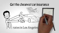 Cheap Auto Insurance Los Angeles - Liability Or Comprehensive