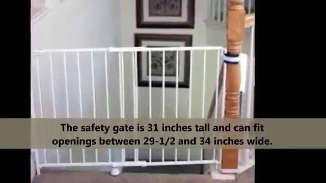 Easy Step Walk Thru Gate Review Does Regalo Work You