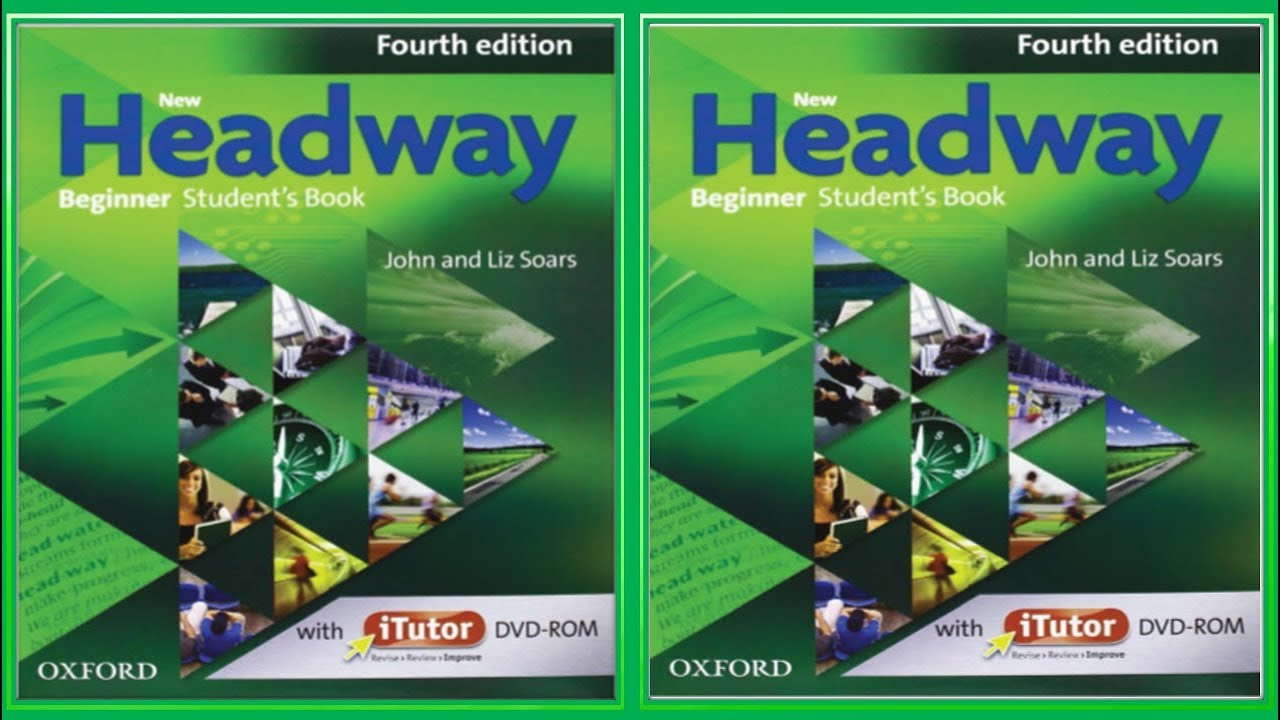 كتاب new headway plus