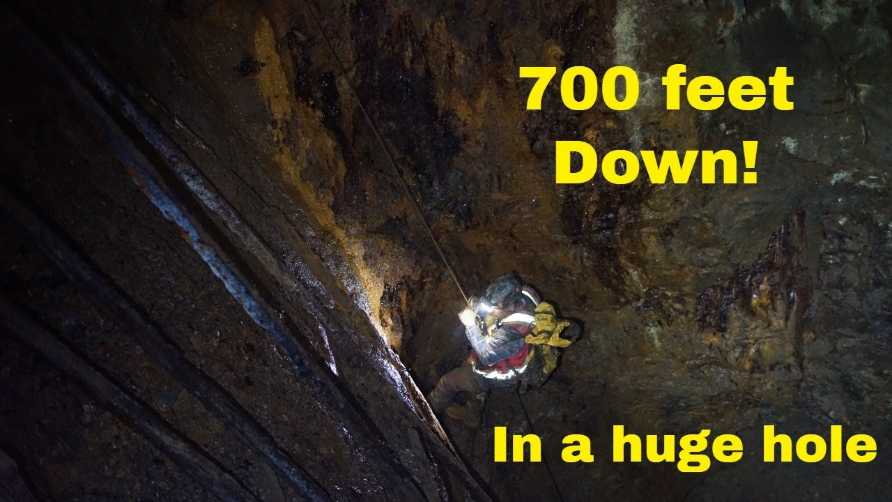 #259  700 ft down the shaft.. Chapter 10