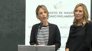 """Álvarez de Toledo dice que Sánchez """"anexiona Navarra a la indignidad"""""""