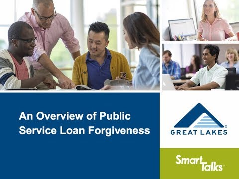 An Overview Of Public Service Loan Forgiveness