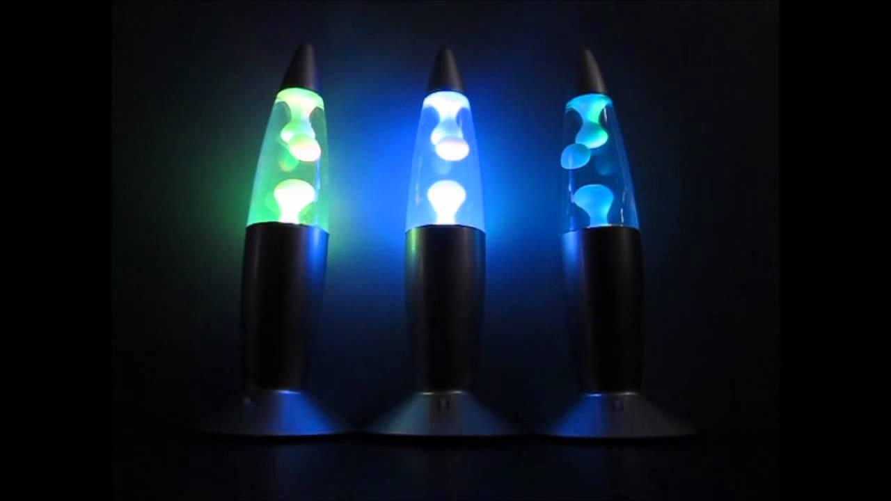 Lava lamp room - Color Changing Mini Lava Lamps