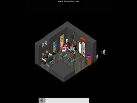 Habbo Comment Faire Une Salle De Bain Moderne Youtube