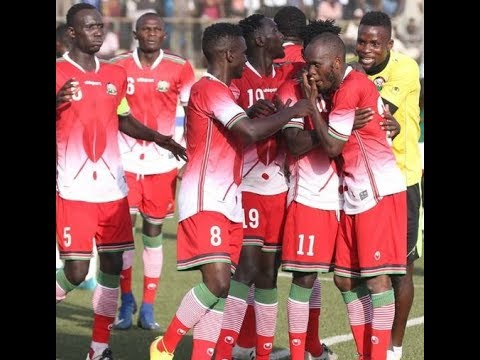 Harambee Stars yang'aa: yailaza Equatorial Guinea 1:0 ugani Kenyatta, Machakos