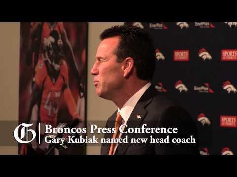 Meet the new Broncos head coach