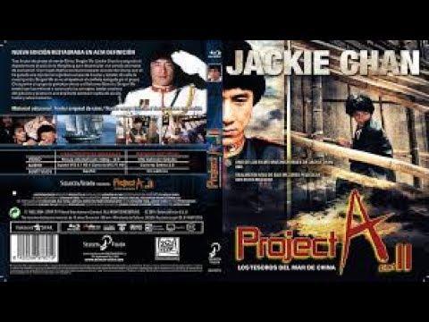 Jackie Chan Project A II tema  subtitulado en Español