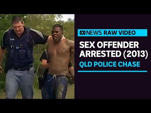 Police arrest escaped sex offender