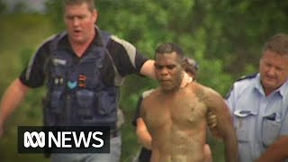 Police arrest escaped sex offender (2013) | ABC News